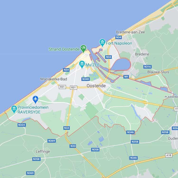 Loodgieter Oostende